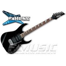 Guitarra Electrica Ibanez Grg-170dx Hsh Black Night