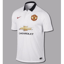 Jersey Manchester United Visitante Temporada 2014-2015 Nike