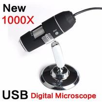 Microscópio Digital Usb 1000x 2.0 Mp Pronta Entrega
