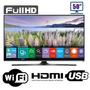 Smart Tv Pantalla 50 Pulgadas Full Hd Samsung Wifi Usb Hdmi