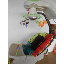 Columpio Bebes Fisher Price Musical Hasta10 Meses #b210