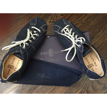 Zapato / Tenis Prada Hombre 25.5 Nuevos, Piel, Genuinos.