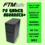 Cpu Gamer Amd A8 7600 8gb Hd 1tb Radeon R7 Dvd-rw Wifi