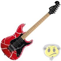 Guitarra Tagima Ja2 Juninho Afran Hand + Case Loja Kadu Som