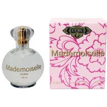 Perfume Feminino Cuba Mademoiselle 100ml Original