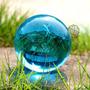 Bola De Cristal Quartzo Natural Diversas Cores Mágica Esfera