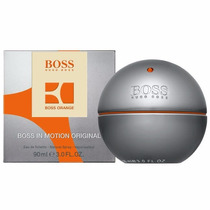 Perfume Hugo Boss In Motion 90ml Totalmente Original !!!