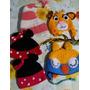 Gorros Tejidos A Crochet De Personajes Y Animales