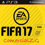 Fifa 17 Ps3 Digital - Pase En Linea Incluido - Cuenta Rut