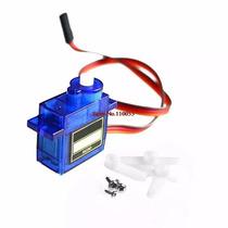Sg90 9g Servo Micro Mini Rc Para Rc 250 450 Robot