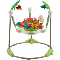 Jumpero Saltarin Fisher Price Bebe Rainforest Musical