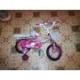 Bicicleta Rin 12 De Niña