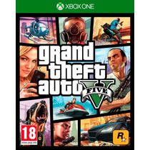 Grand Theft Auto 5 Gtav Português Xbox One -digital Original