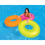 Flotador Llanta Neon Intex 59262 Pool Party