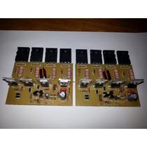 Placa Amplificador 200+200 Watts Estereo