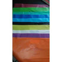 100 Bolsas De Plástico Tipo Boutique 30x35 (tratada)