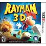 Rayman 3d Para Nintendo 3ds