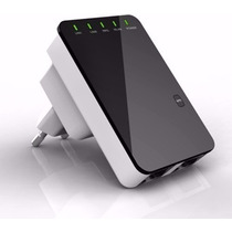 Wifi Repeater N - Repetidor 300mbps Amplificador Wireless