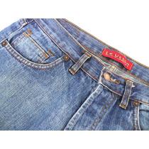 Jeans Le Utthe De Hombres Usado Como Nuevo Talle S