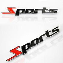 Adesivo Automotivo Carro Tuning Sport Deco Frete Gratis