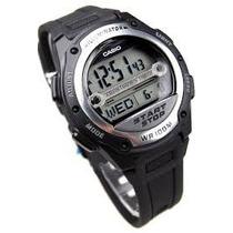 Relojes Casio Iluminator W 740 Importadora Sumergible