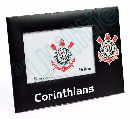 0696a14675 Porta Retrato Foto Horizontal Oficial Licenciado Corinthians - R  67 ...
