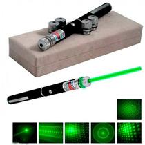 Caneta Laser Pointer Verde 100mw
