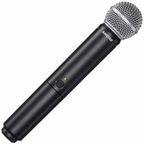 Microfone Sem Fio Shure Blx24 Sm58 - Original