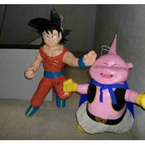 Piñata Goku Dragon Ball Fiestas Infantiles