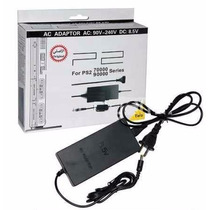 Fuente Transformador De Play Station 2 Slim 100/240v A 8.5v