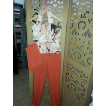 Conjunto Feminino. Shorts , Calça E Blusa