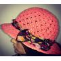 Capelinas Sombreros Tejidos Al Crochet Oferta De Lanzamiento