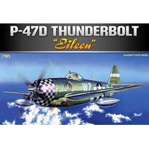Avião P-47d Tunderbolt Academy 1/72 Tipo Kit Revell E Tamiya