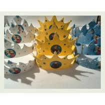 Coronas Foami Para Fiestas, Frozen, Princesas, Dora