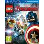 Lego Avengers Playstation Vita Psv Original Físico En Disco