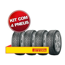 Kit Pneu Pirelli 205/70r15 Scorpion Atr 96t 4 Un - Sh Pneus