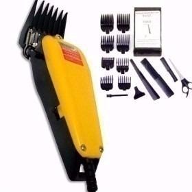2129e3072 Maquina Corta Cabelo Barba Profissional 110v C/ Kit Complet - R$ 84 ...
