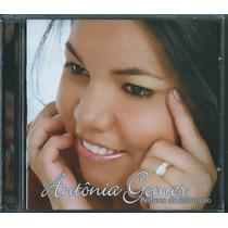 Cd Antonia Gomes - Perfume Da Adoração [bônus_playback]