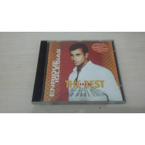 Cd Enrique Iglesias-the Best Hits.usado-423