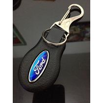 Chaveiro Carro Ford Mosquetão Ka, Focus, Fiesta, Ecosport