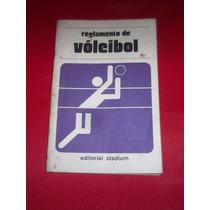 Reglamento De Voleibol - Edit.estadium