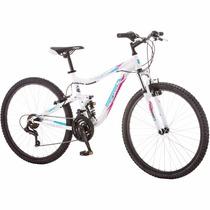 Bicicleta Montaña 26 Mujer Mongoose Ledge 2.1