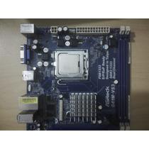 Asrock G41m-vs3 R2.0 Ddr3 775 + Procesador Core2 Quad 2.5ghz