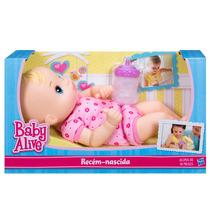 Boneca Baby Alive Recém Nascida Sort Hasbro