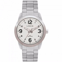 Relógio Lince Masculino Inox Prova Mrm4062s ( Orient) 50 M