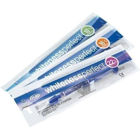 3 Geis Clareadores Whiteness Perfect Original 22 Ou 16 R 99 99