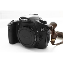 Canon 60d Com 73 Mil Cliques (apenas Corpo)