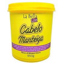 Cabelo Manteiga 950g La Bella Liss
