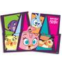 Painel Cartonado Decoração De Stella Angry Birds - 4 Partes