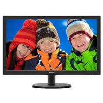 Monitor Led Philips Full Hd 21.5 Polegadas Widescreen Hdmi